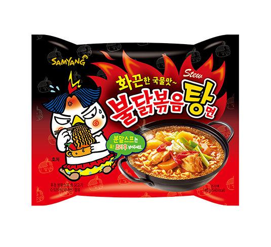 Samyang Hot Chicken Flavor Ramen Stew type 145g