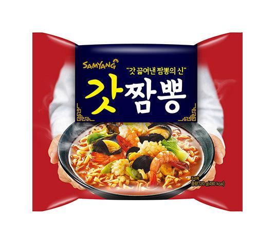 Samyang Champong Noodle 120g