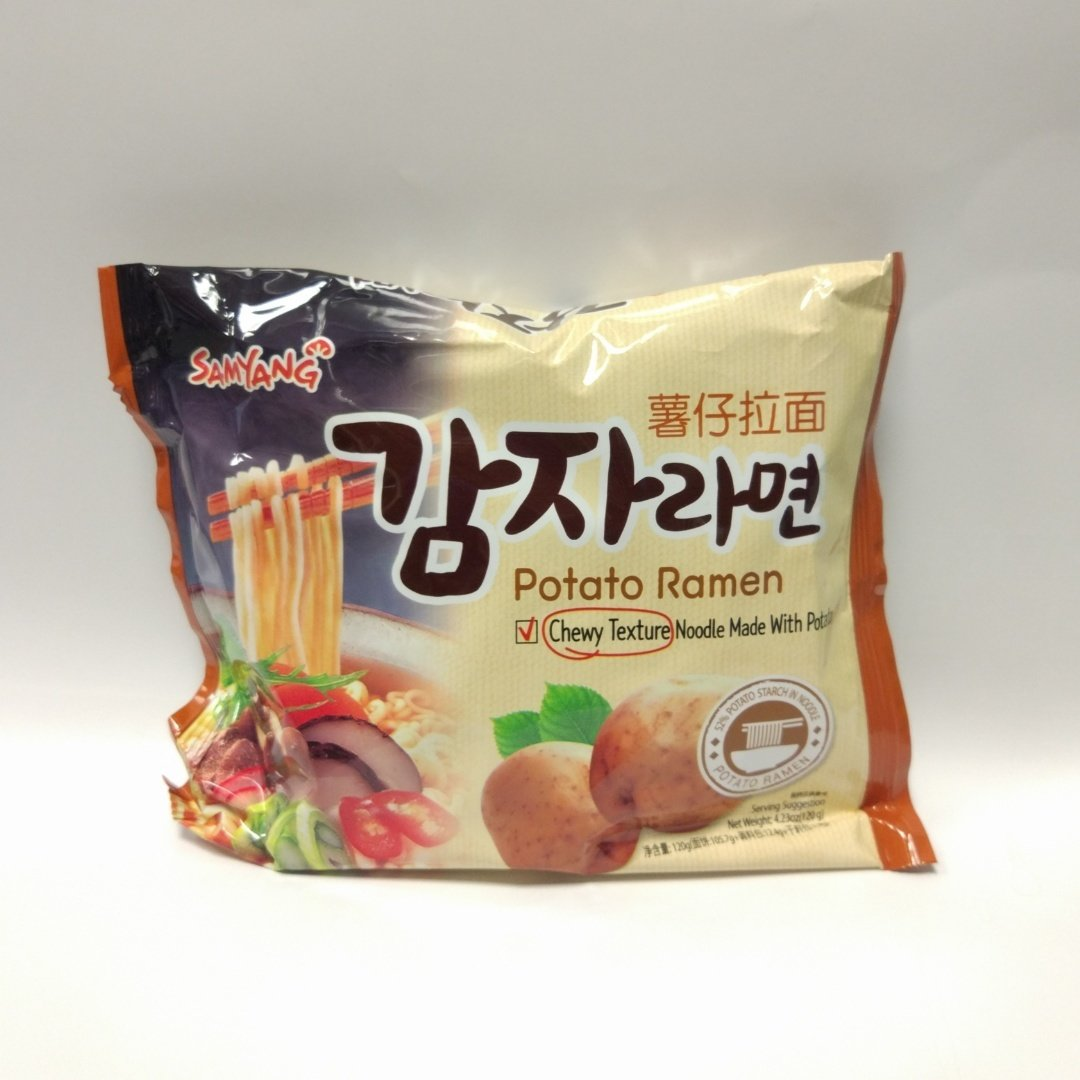 Samyang Potato Ramen 120g