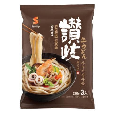 Samlip Sanuki Udon Seafood 220g