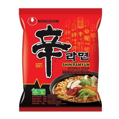 Nongshim Shin Ramyun Noodle 120g