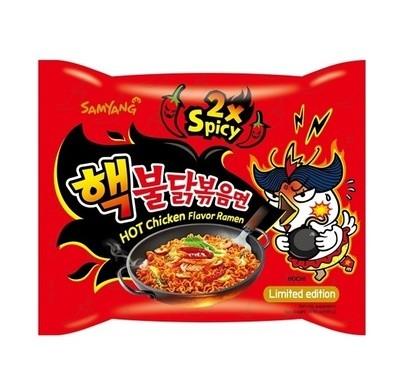 Samyang Extreme Hot Chicken Flavor Ramen 140g
