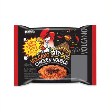 Paldo Volcano Chicken Noodle 140g