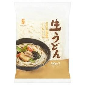Samlip Fresh Udon Noodles (200g x 3)