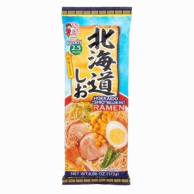 Itsuki Hokkaido Shio Mellow Salt Ramen 172g