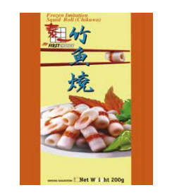 First Choice Chikuwa Rolls 200g