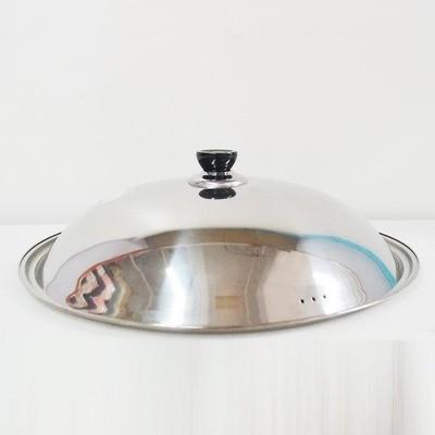 Wok Lid Covering 32cm diameter