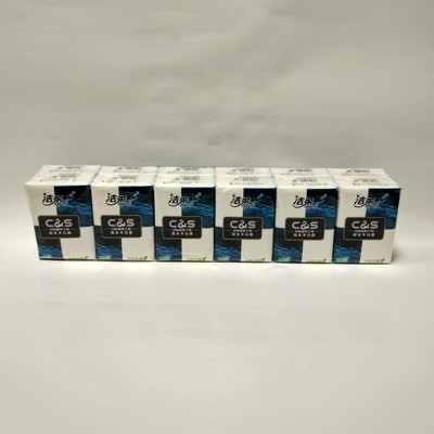 C&S Pocket Tissues 10S (12 pack)