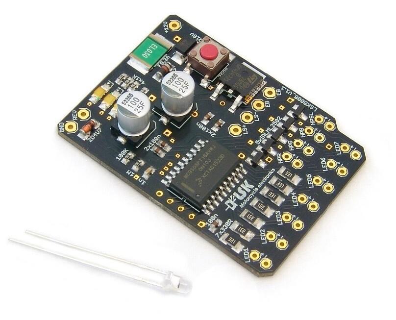 Programmable tachometer board