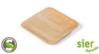 Palm bord vierkant 11 cm, verpakt per 240 stuks