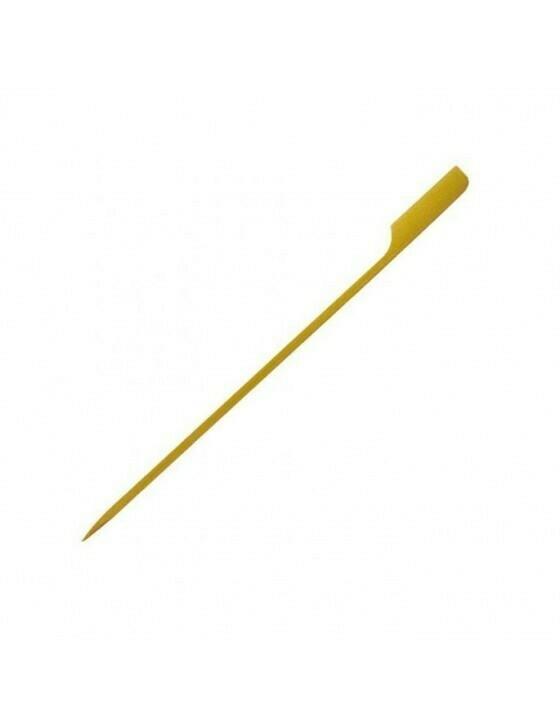 Bamboe golfprikker 150 mm verpakt per 100 stuks