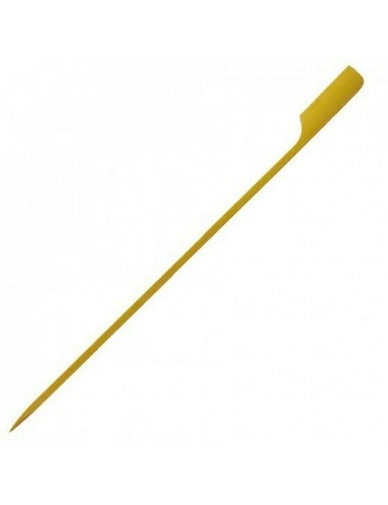 Bamboe golfprikker 21cm, verpakt per 100 stuks