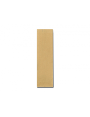 FSC® papieren snackzak 10+6x32cm nr.11 (frikandel), verpakt per 10 kg/1500 stuks