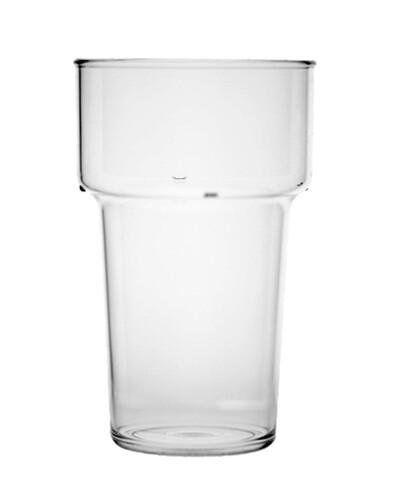 Stapelglas groot 28cl, verpakt per 220 stuks