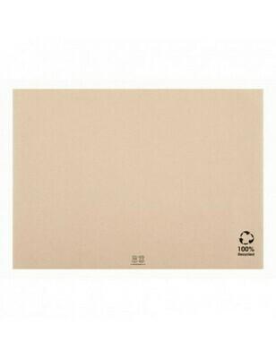 Placemat 43x31cm gerecycled Verpakt per 2000 stuk