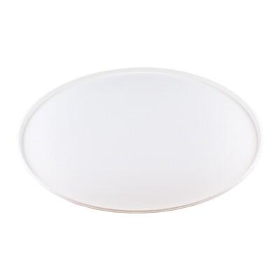 Bagasse bord 23cm Ø Verpakt per 50 stuks