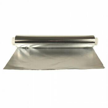 Aluminiumfolie 45 cm x 150 m los, verpakt per 4 rollen