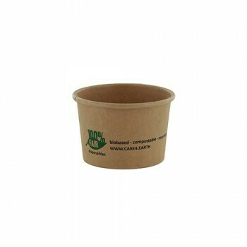 Duurzame sauscups / sausbakjes, Karton (100%FAIR)| 45ml, verpakt per 2000 stuks