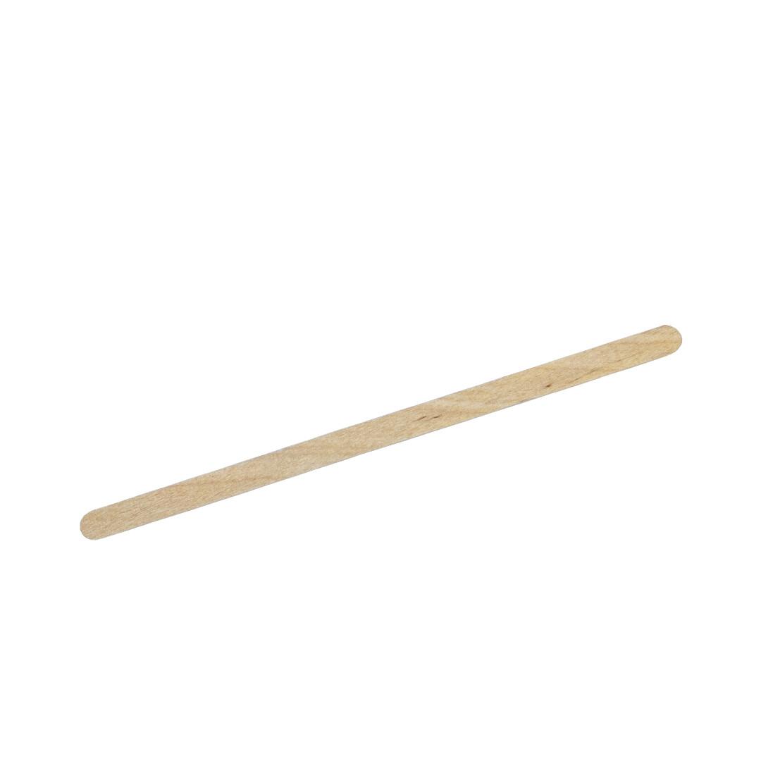 FSC® houten roerstaafje 140mm, verpakt per 1000 stuks