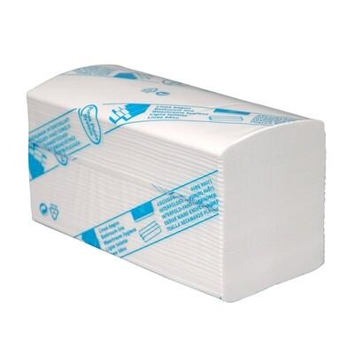 Handdoekpapier Interfold 32x22cm, verpakt per 2000x40 stuks