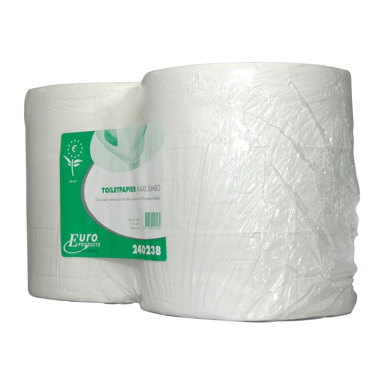 240238 Euro maxi jumbo tissue, pak van 6 rollen