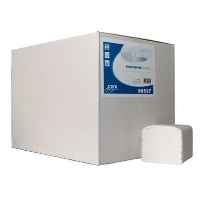 P50537 Euro bulkpack, tissue wit, verpakt per 36 bundels