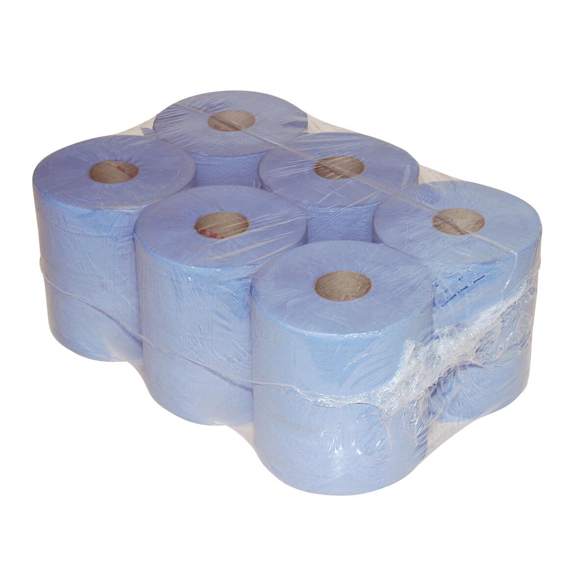 P52313 blauw, Food contact, verpakt per 6 rollen