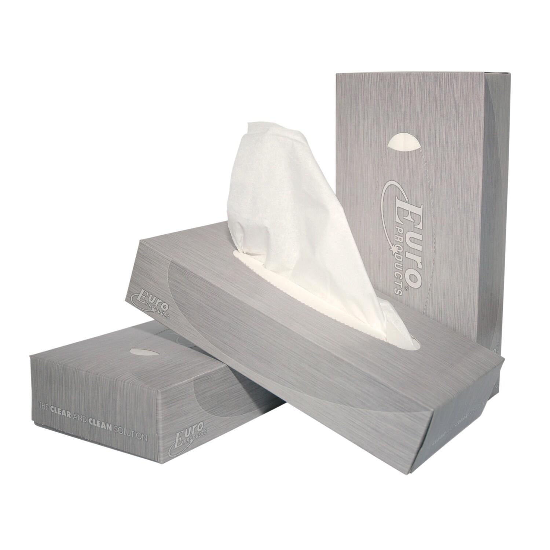 140040 Euro facial tissues, verpakt per 40 dozen