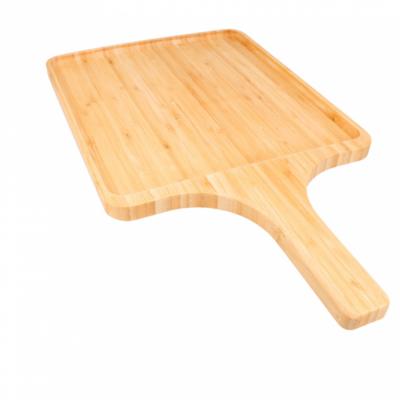 Bamboe presentatieplank 42x24x1,7cm, verpakt per stuk