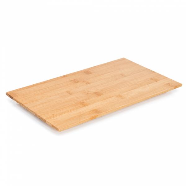 Bamboe presentatieplank 46,4x22,9x2,2cm, verpakt per stuk