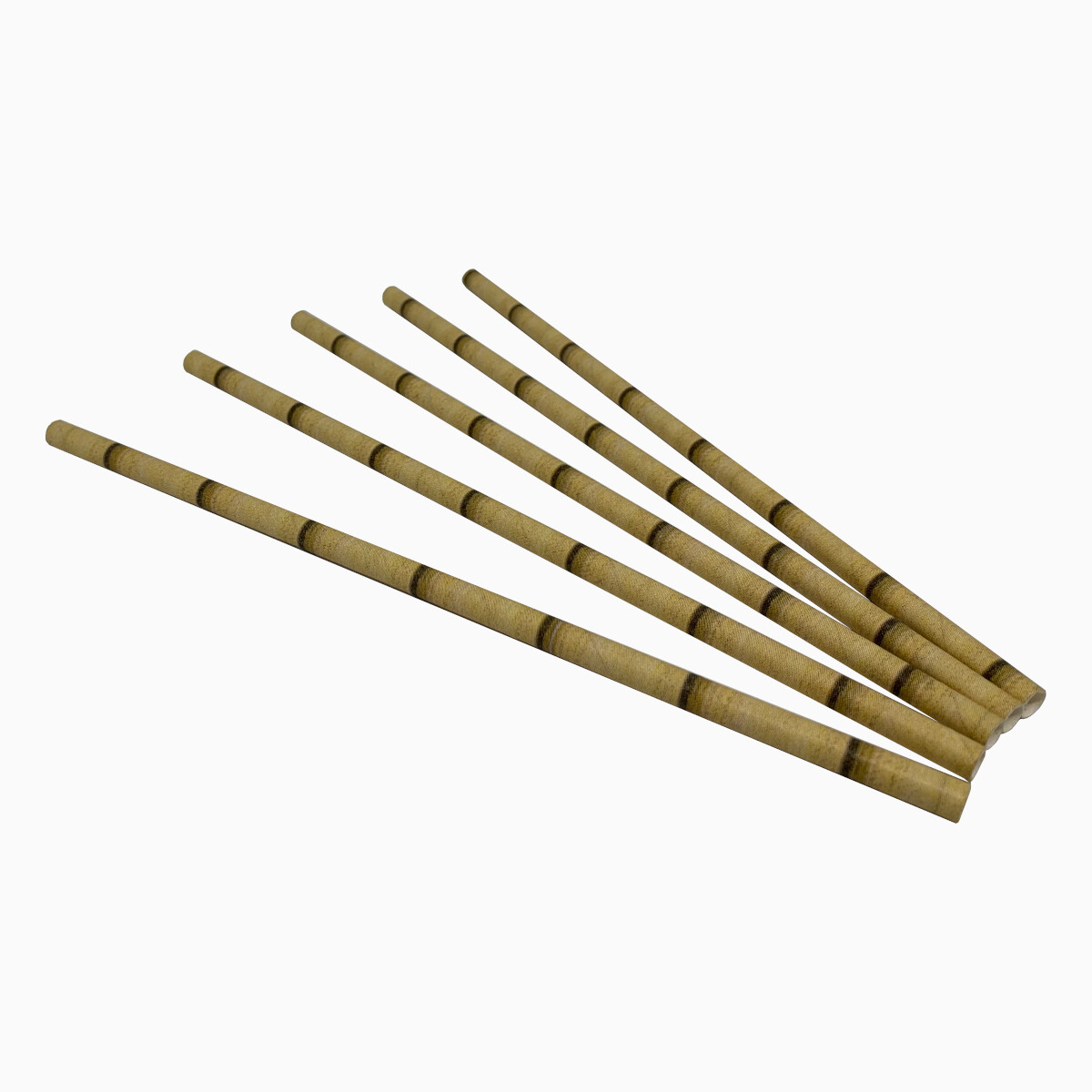 "Papieren rietjes ""Bamboono"""