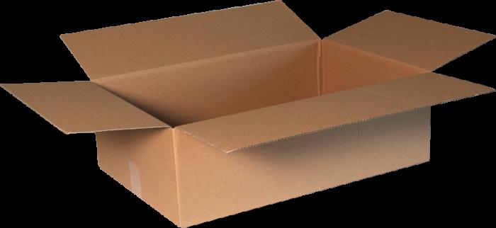 Verzenddoos extra groot 60x40x20cm, verpakt per 25 stuks