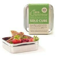 Eco lunchbox solo cube