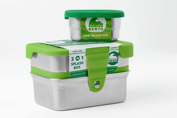 Eco 3 in 1 splash box