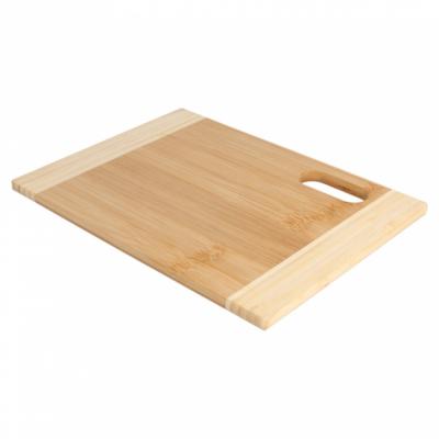 Bamboe snijplank klein       16x22x2x0,9cm, verpakt per stuk