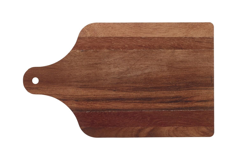 Kartonnen dienblad/ bistro board, houtlook 30x18x0,4cm, verpakt per 400 stuks