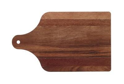 Kartonnen dienblad/ bistro board, houtlook 300x180x4mm, verpakt per 400 stuks