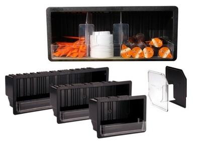 Container, verpakt per stuk