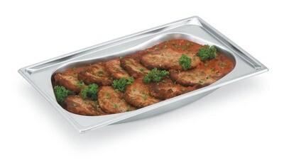 Gastronormbak 1/1 Super Shapes nierbekken vorm