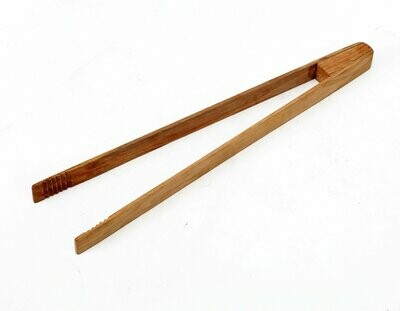 FSC houten tang 300mm, verpakt per stuk