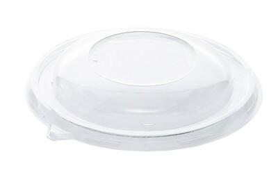 Deksel voor Poké/Buddha bowl RPET Ø17cm, verpakt per 300 stuks