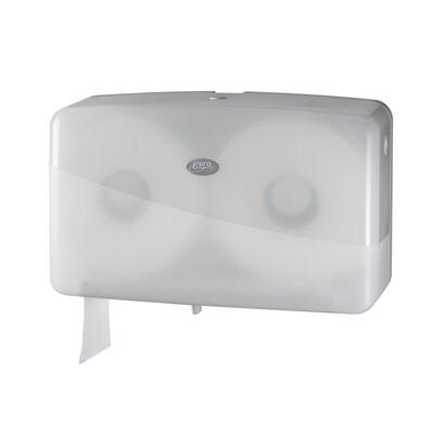 Euro Pearl White bulkpack toiletpapierdispenser