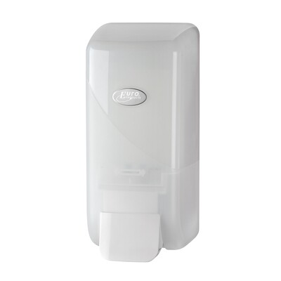 Euro Pearl White foamzeepdispenser 1000 ml