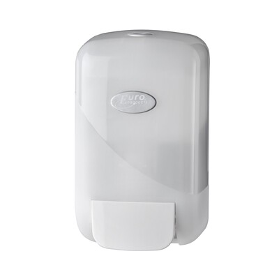 Euro Pearl White foam dispenser 400 ml