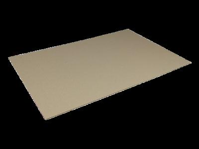 Kartonnen plaat - 58x38 cm, verpakt per 200 stuks
