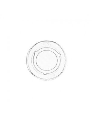 PLA deksel 45mm Ø voor dressing cups 15/30ml, verpakt per 100 stuks