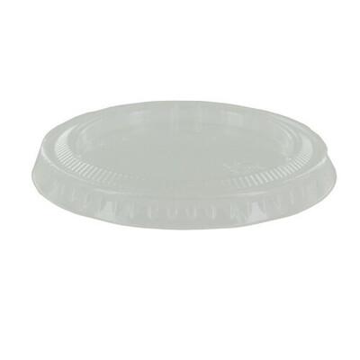 PLA deksel voor sauscups Ø70mm, verpakt per 2000 stuks