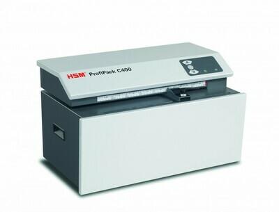Kartonshredder/Kartonperforator HSM Profipack C400, tafelmodel