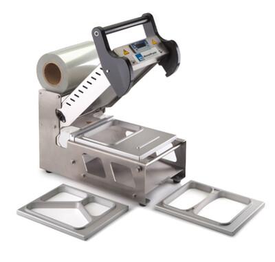 Topsealmachine Metalpack T290, verpakt per stuk