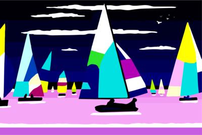 Balade voilier au Lavandou